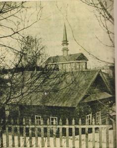 Кывам-карый Зөлфәкарый фотосы. 1913 ел.